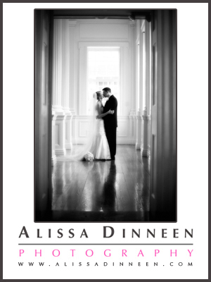 Alissa Dinneen Photography: Old State House, Hartford, CT Wedding