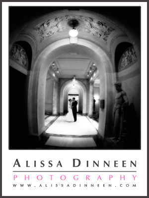 Alissa Dinneen Photography: Wadworth Atheneum, Wedding