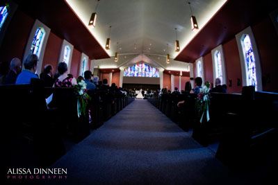 Alissa Dinneen Photography: CT Church