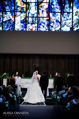 Alissa Dinneen Photography: CT Church