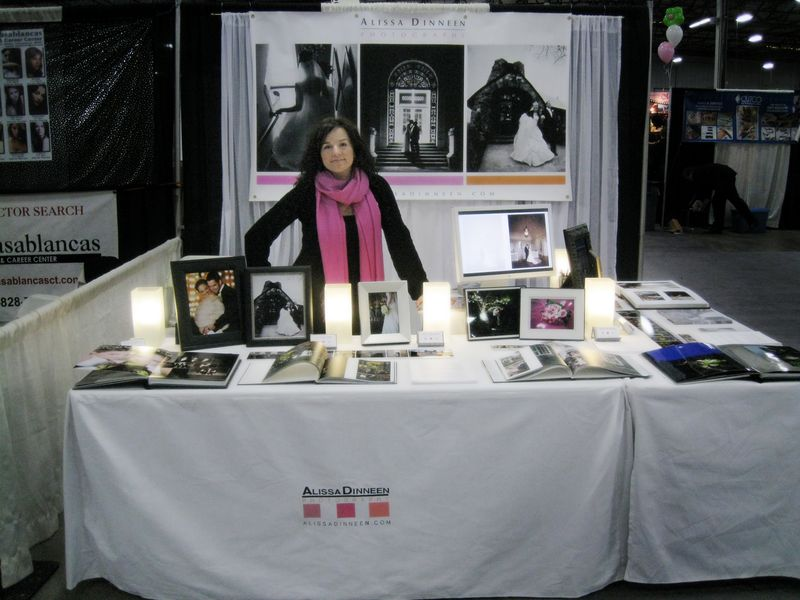 Photography Expo Stands : Connecticut wedding photographer : alissa dinneen photography