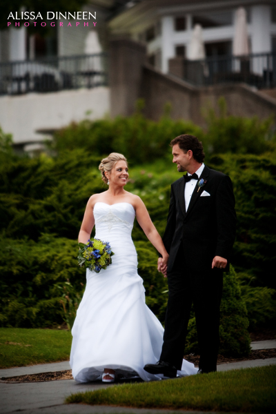 Waters Edge Resort and Spa Wedding