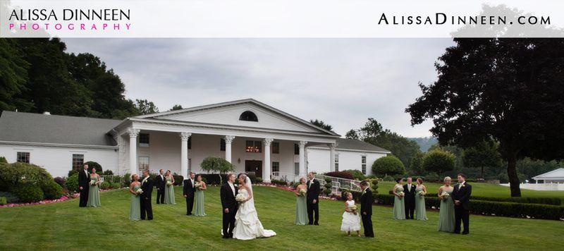 Farmington Connecticut Wedding